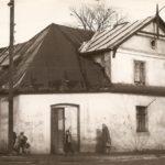 Nieistniejący zajazd przy dawnej ulicy Św. Tekli. Zdjęcie z lat 50. ub. wieku. Archiwum Andrzeja Kobalczyka
