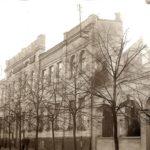 Na zdjęciu: Dawny klub miejski – pierwsza siedziba tomaszowskiego muzeum. Archiwum Andrzeja Kobalczyka