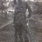 Tadeusz Seweryn - żołnierz Legionów (archiwum Szkoły Podstawowej Nr 3 im. Józefa Piłsudskiego w Tomaszowie Maz.)