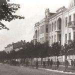 Na zdjęciu: Kamienica przy ul. Św. Antoniego na archiwalnej pocztówce. Zbiory Jerzego Pawlika