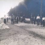 Na zdjęciu: Las koło Brzustówki na zdjęciu z 1930 roku. Zbiory Archiwum Państwowego w Tomaszowie