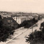 Na zdjęciu: Widok ulicy św. Antoniego w okresie międzywojennym. Zbiory Jerzego Pawlika