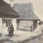 Na zdjęciu: Zabudowa Inowłodza na początku XX wieku. Archiwum Andrzeja Kobalczyka