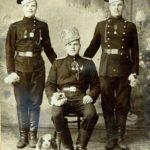 Na zdjęciu: Żołnierze stacjonującego m.in. w Tomaszowie 27 witebskiego pułku piechoty. Zbiory Skansenu Rzeki Pilicy