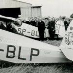 Na zdjęciu: Uroczystość przekazania samolotów ufundowanych przez TFSJ. Archiwum Andrzeja Kobalczyka