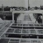 Na zdjęciu: Rozbudowa wilanowskiej fabryki w okresie międzywojennym. Archiwum Andrzeja Kobalczyka