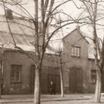 Na zdjęciu: Dom przy ul. św. Antoniego 30 na zdjęciu z pocz. ll. 60. XX w. Archiwum Andrzeja Kobalczyka
