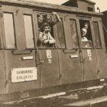 Na zdjęciu: Tomaszowianin stracił i odzyskał szczęśliwy los w pociągu. Archiwum Andrzeja Kobalczyka