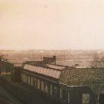 Na zdjęciu: Fabryka Sukna Matys, Jakubowski i S-ka. Zdjęcie z pocz. lat 30. ub. wieku. Archiwum Mariana Fronczkowskiego