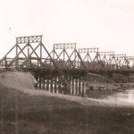 Na zdjęciu: Stary most na Pilicy koło Bociana. Archiwum Andrzeja Kobalczyka