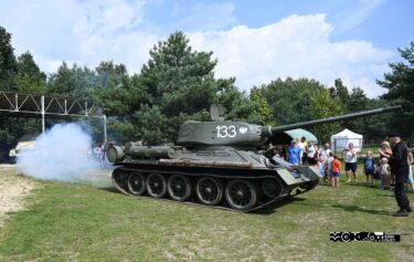 Czołg T-34.